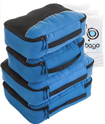 organizadores maletas Bago