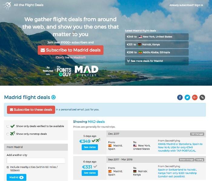 Cómo encontrar billetes de avión muy, muy baratos a cualquier destino del mundo
