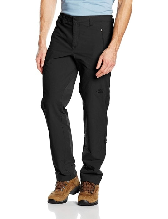 The North Face Hose M Exploration Pants Pantalón, Hombre, Gris