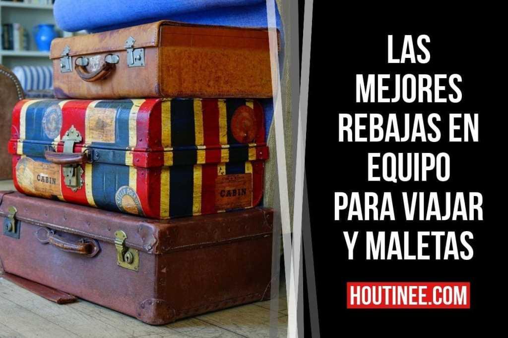 107280d0c Las mejores rebajas en equipo para viajar y maletas (Amazon España ...