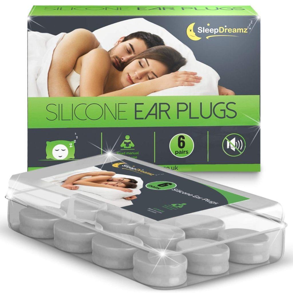 Los mejores tapones para dormir: Tapones para los oídos SleepDreamz
