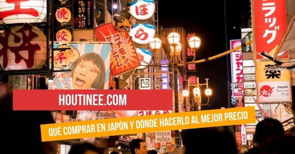 Qué comprar en Japón y dónde hacerlo al mejor precio