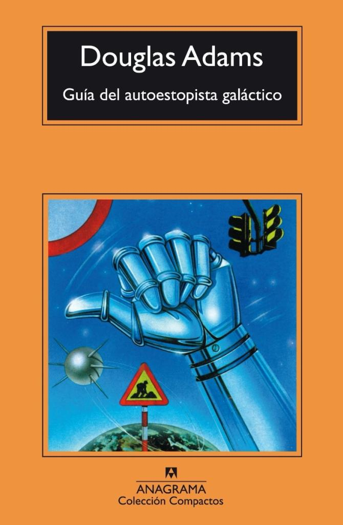 Guía del autoestopista galáctico de Douglas Adams