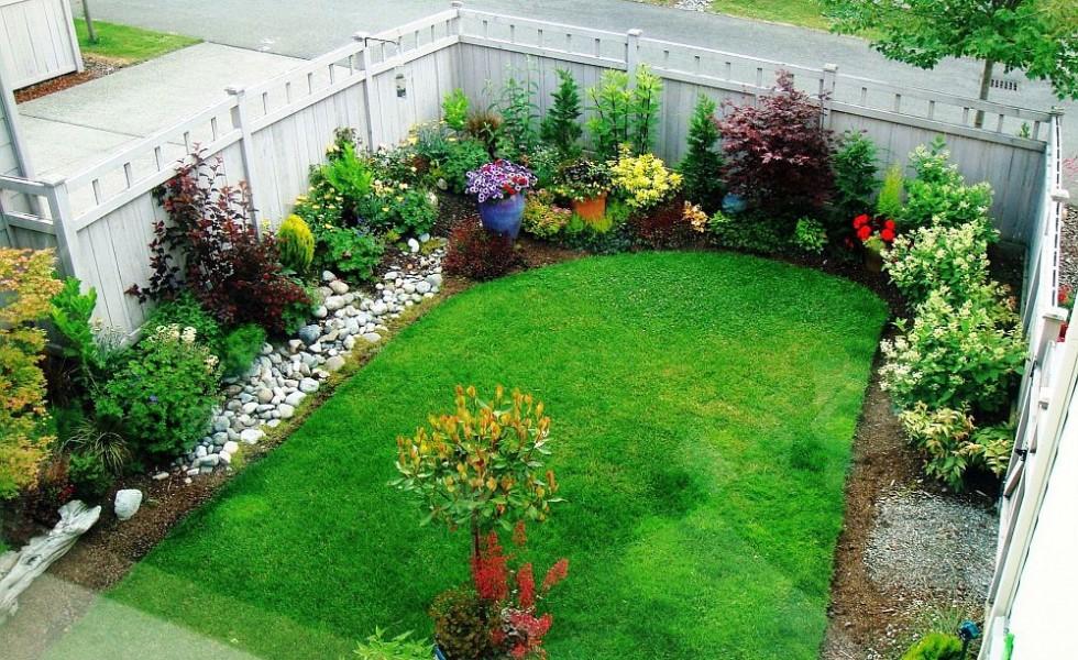 50 Square Meter Garden Design Ideas - Houz Buzz on Square Patio Designs id=52926