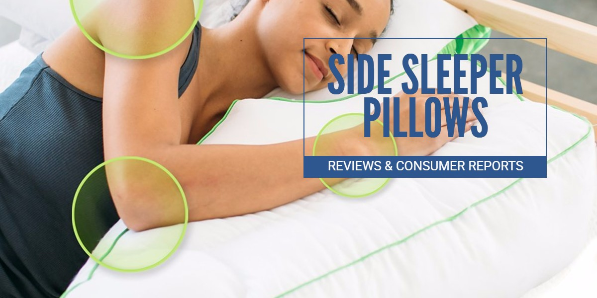 best side sleeper pillows 2021