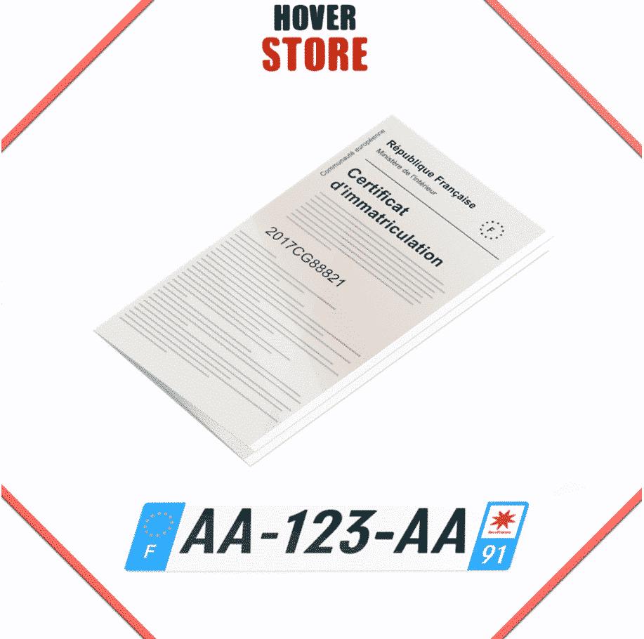 immatriculation carte grise