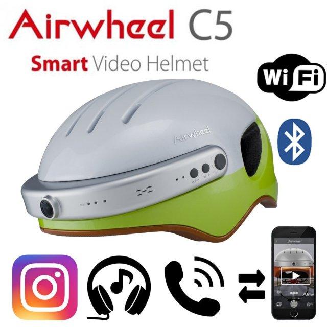 AirwheelC5_smart-helmet