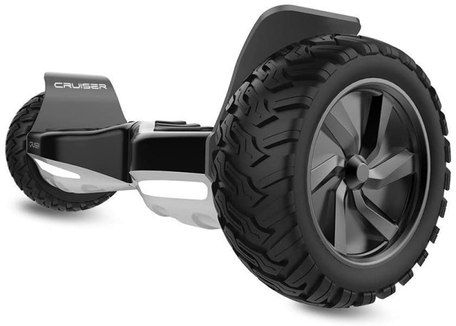 City Cruiser Off-road Hoverboard