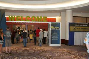 The 2014 Blade Show was the largest and best attended show ever.
