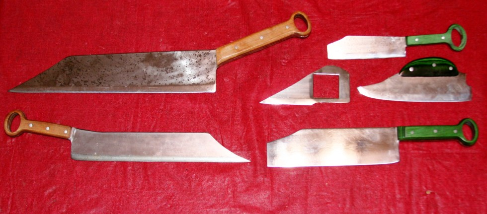 Hovey's Knife Banner