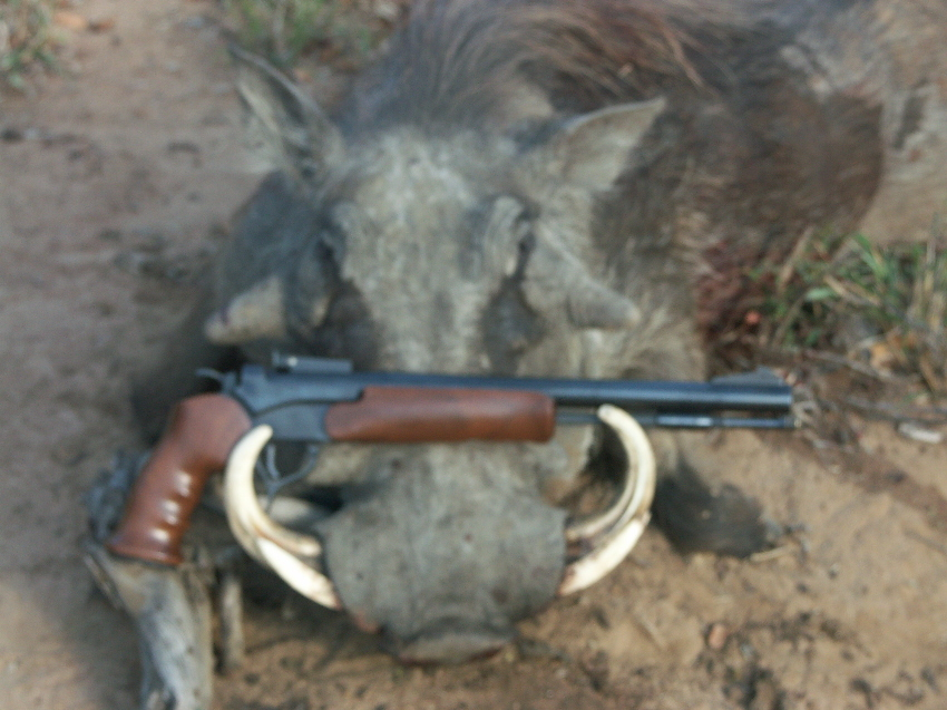 Mr. Whitetail, Larry Weishuhn, Talks Handgun Hunting, July 18 (2/2)