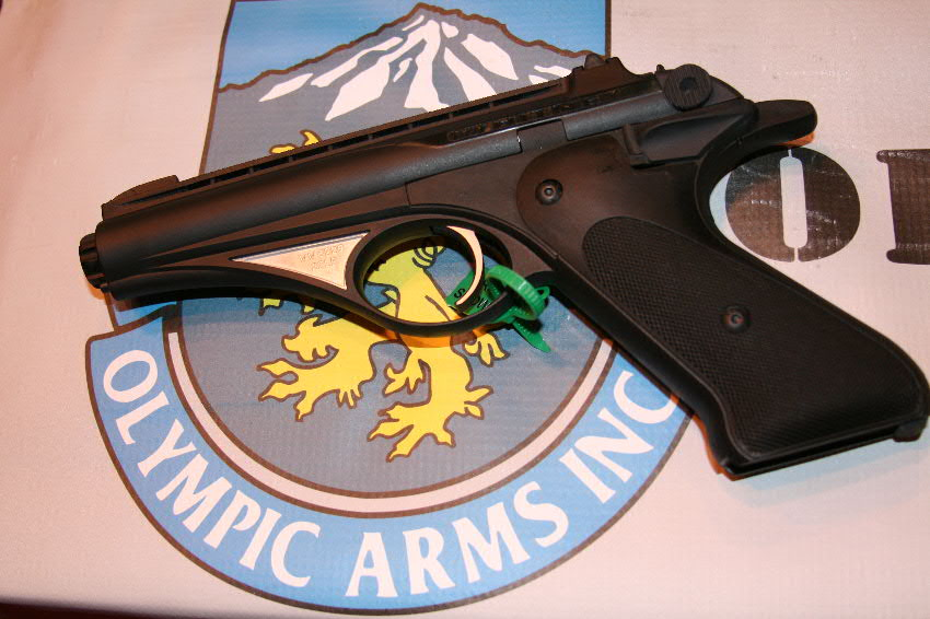NRA Show Vendors, Lincoln Derringer vs. Zombie Pizza & BBQ, May 7-20, 2012 (3/6)