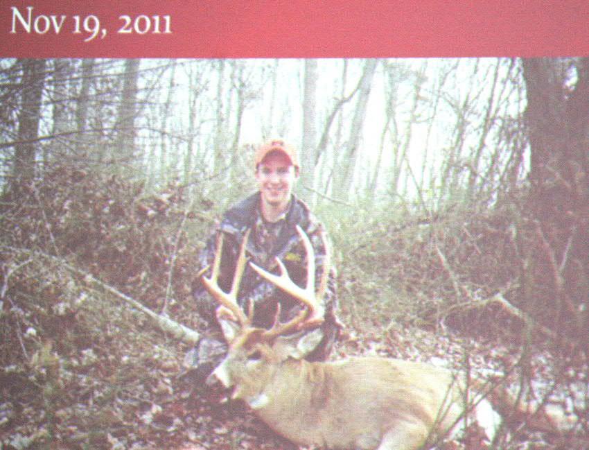 Nashville Deer Song, September 3, 2012 (1/6)