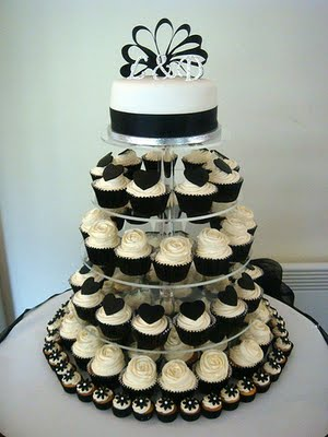 Cupcakes and Cardigans: Wedding Cupcakes – Cupcakes Wedding Cake Photos