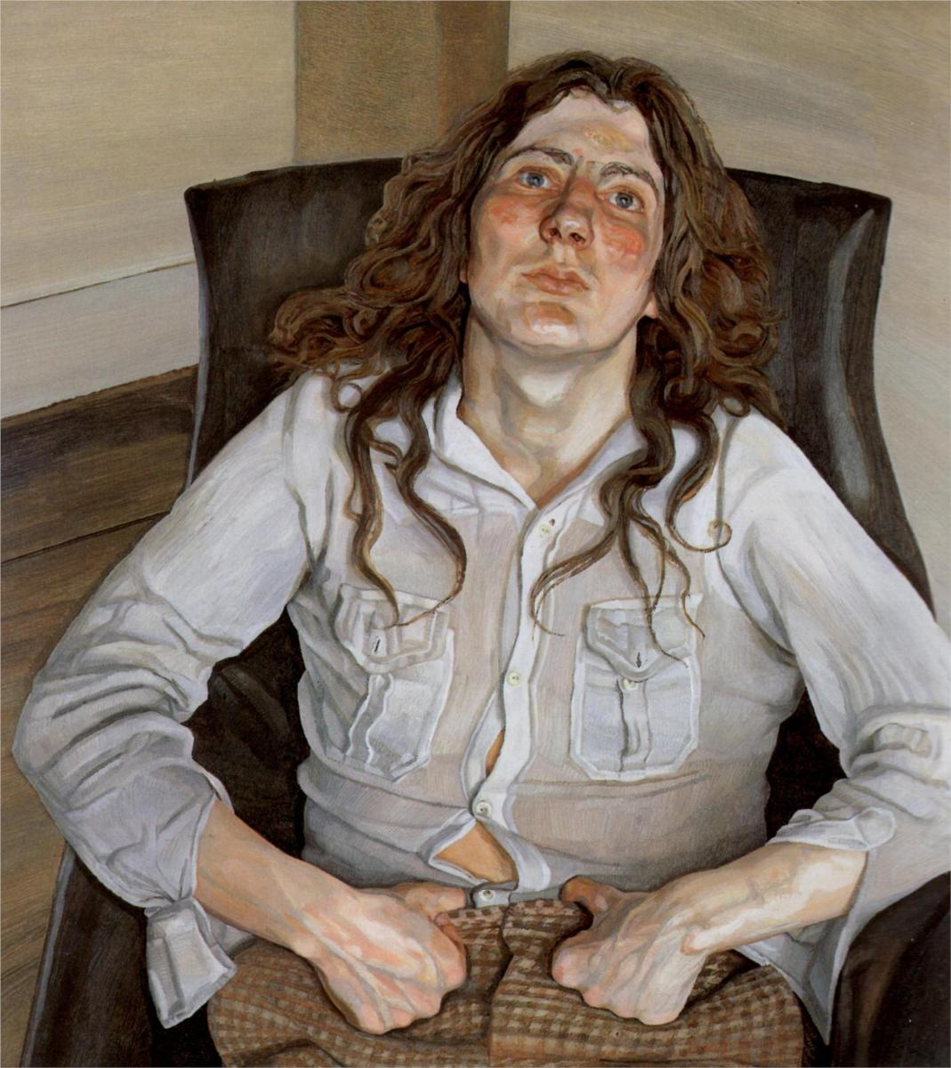 Ali, Lucian Freud