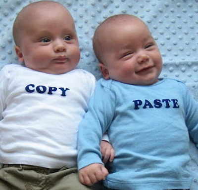 Identical Twins. Hilarious!