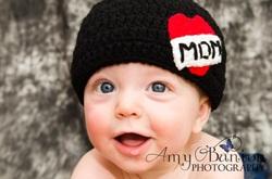 MOM TATTOO HAT Free pattern!