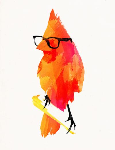 Punk bird – Robert Farkas