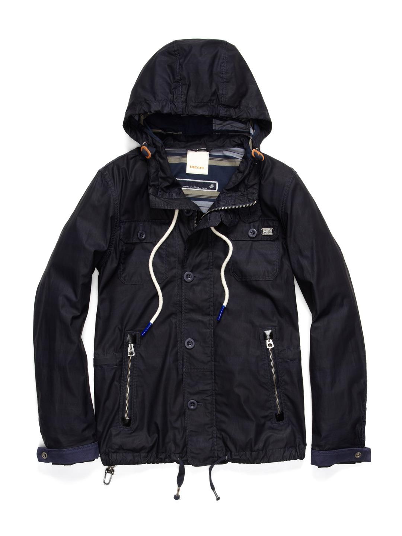 DIESEL  Janas Lightweight Jacket