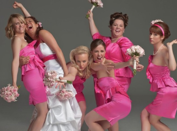 bridesmaids..funny movie