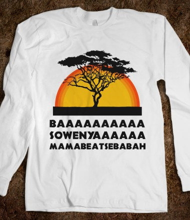 Need this. Lion king.