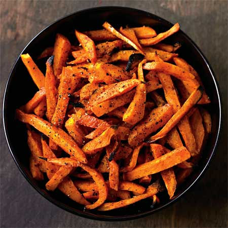10 Healthy Sweet Potato Recipes