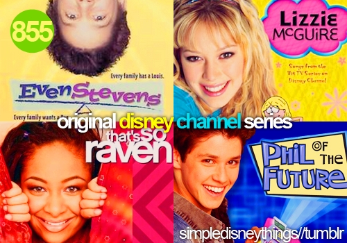 Disney TV shows! ;)