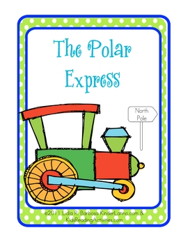 """Writing activity to coincide with our """"Polar Express Day"""""""