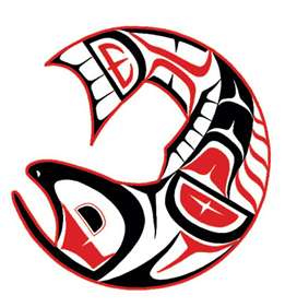 native american salmon
