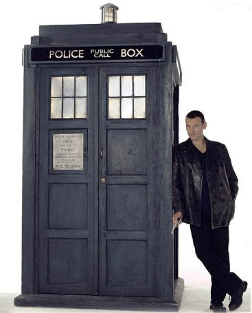 Doctor Who!! MY Doctor