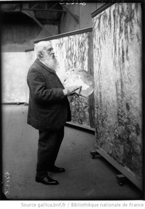 """Colour is my day-long obsession, joy and torment."" Claude Monet"