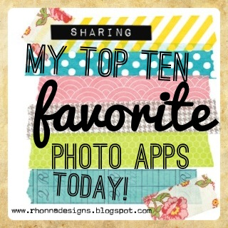 iPhone picture apps