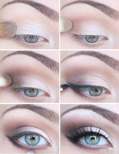 Eye makeup hacks