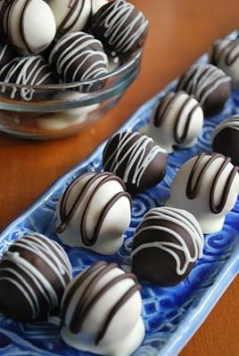 The Capitol Baker: Oreo Truffles