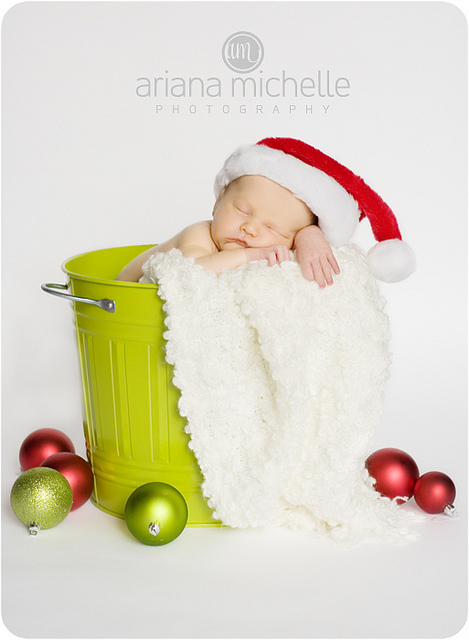 Ariana Michelle Photography – christmas newborn