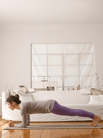 Pilates Pregnancy workout