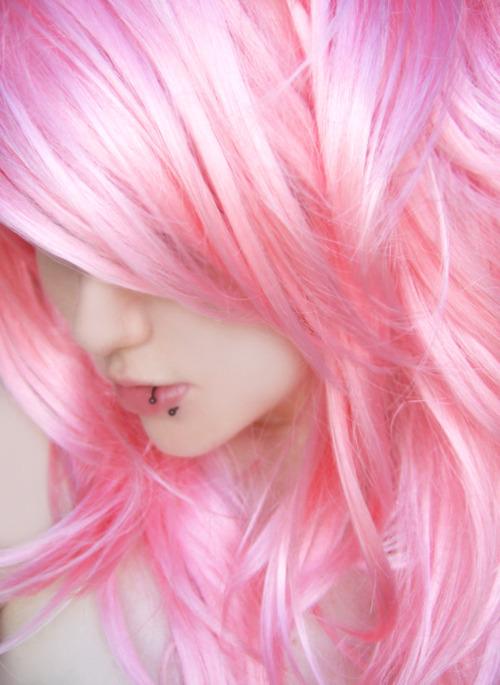 love pink hair