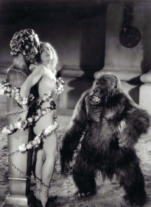 Notable moments in pre-Hays Code Hollywood: The Sign of the Cross (1932), in whi