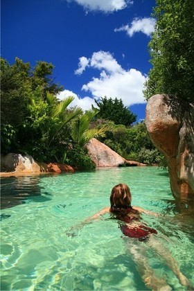 The Lost Spring Thermal Pools – Whitianga, New Zealand.