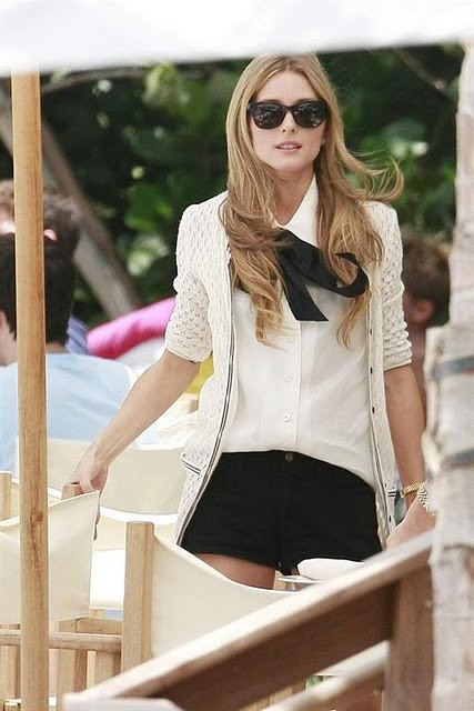 Olivia Palermo, put together & perfectly dressed – as always! #style #inspir