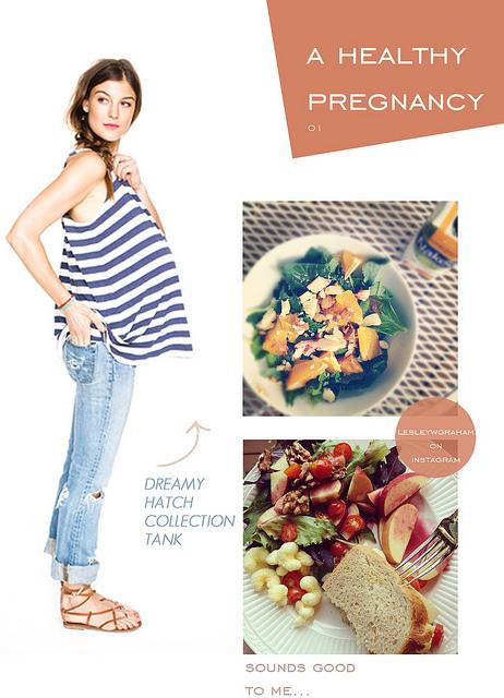 A HEALTHY PREGNANCY