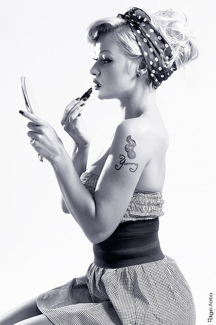 18. Go-anywhere hair inspiration  #modcloth and #makeitwork  Up and out of the w