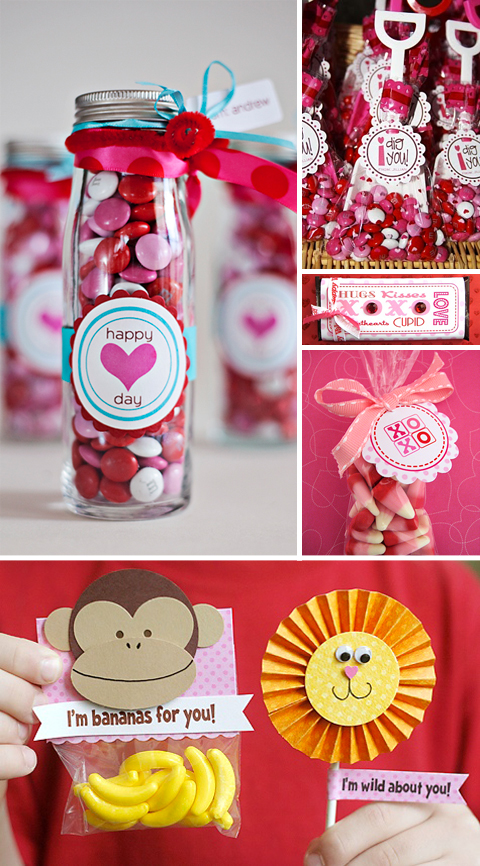 50 ideas for making your own Valentines…such cute ideas