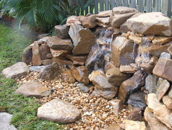 Drop Pondless Waterfall