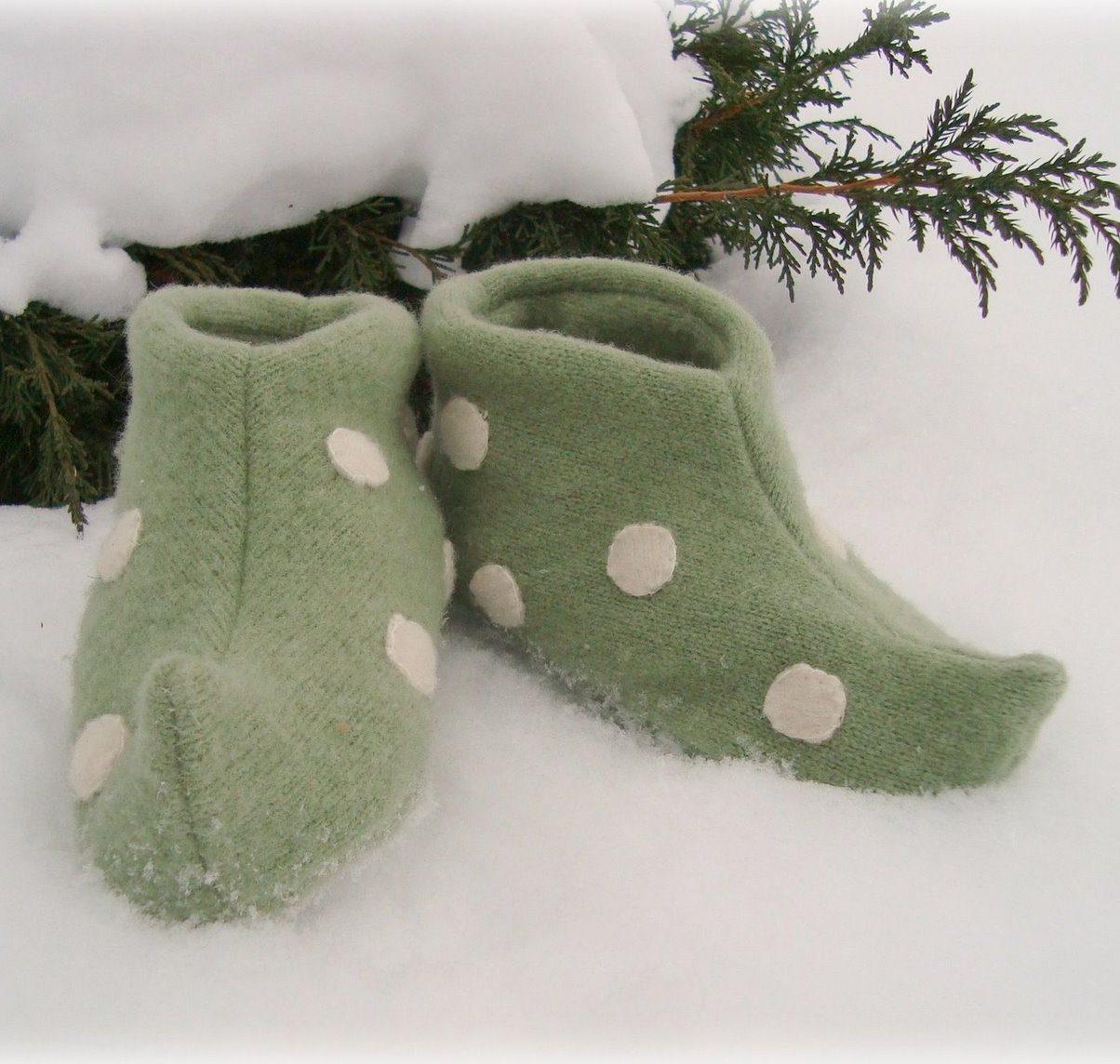 Free Slipper Patterns & Shoe Patterns