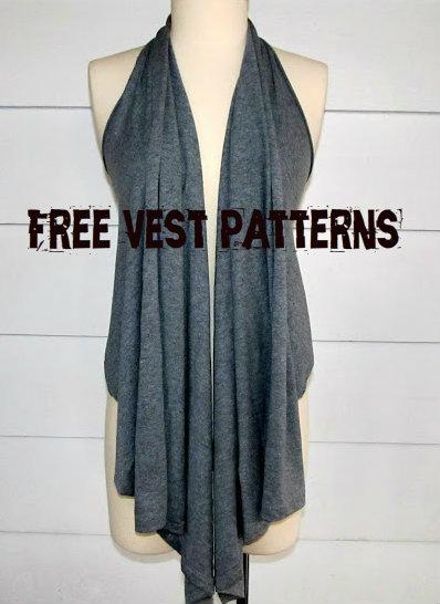 Free Vest Patterns