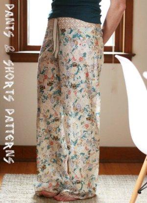 Pants & Shorts Patterns