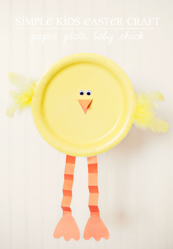 Simple kids easter craft Ideas