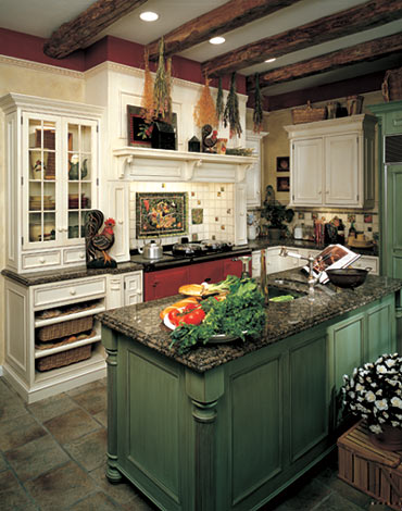 Country kitchen decor Ideas