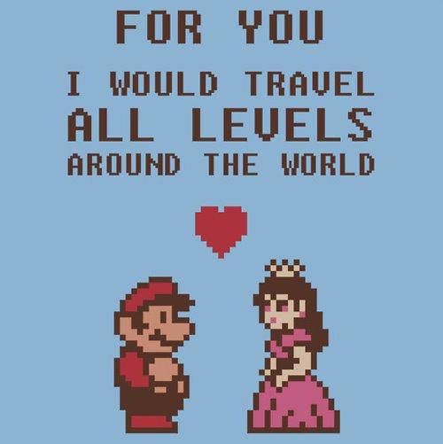 Super Mario Quotes